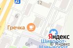 Схема проезда до компании Минерал груп в Москве