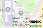 Схема проезда до компании БЕЗДТП.РФ в Москве