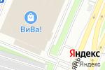 Схема проезда до компании VIVIE аксессуары в Москве