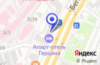 Схема проезда до компании АКБ ФАЛЬКОН в Москве