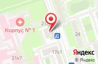 Схема проезда до компании Стройэлектроснаб в Москве