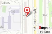 Схема проезда до компании Учебно-Полиграфическое Предприятие  в Москве