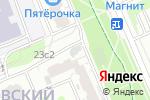 Схема проезда до компании ВилГУД в Москве