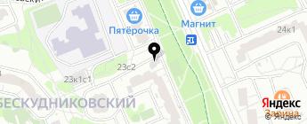 АвтоЛидер на карте Москвы