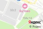 Схема проезда до компании MarsMarket в Москве