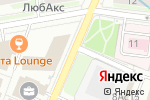 Схема проезда до компании Fresh Asia в Москве