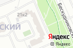 Схема проезда до компании ЛидерШар в Москве