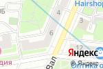 Схема проезда до компании Забота в Москве