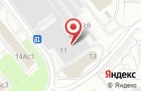 Схема проезда до компании Печатникофф.Ру в Москве