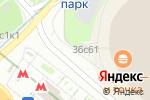 Схема проезда до компании Джага в Москве