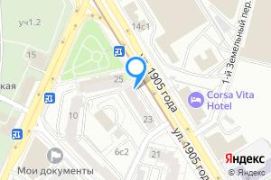 Снять комнату в Москве м. Улица 1905 года, улица 1905 года, 23, подъезд 3
