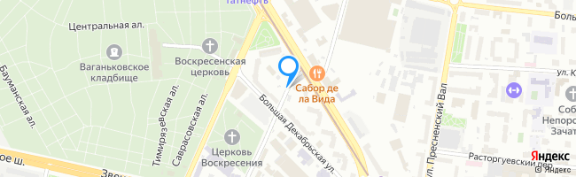 переулок Звенигородский 4-й