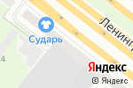 Схема проезда до компании Интерпрогрессбанк в Москве