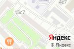 Схема проезда до компании Видео контроль в Москве