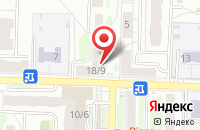 Схема проезда до компании База песка Подольск в Подольске