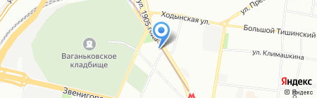 Стар Тайм на карте Москвы
