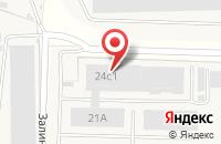 Схема проезда до компании МОСОБЛМЕДСЕРВИС в Подольске