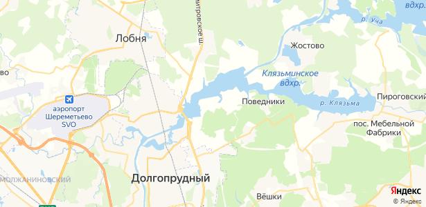 Новоалександрово на карте