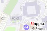 Схема проезда до компании Средняя общеобразовательная школа №1948 в Москве