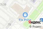 Схема проезда до компании Благосфера в Москве
