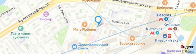 тупик Можайский 1-й