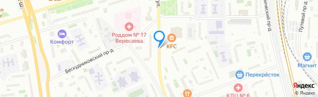 Дубнинская улица