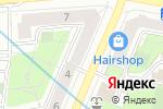 Схема проезда до компании Альта Сартория в Москве