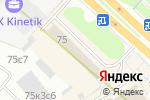 Схема проезда до компании Компания 100 грузчиков в Москве