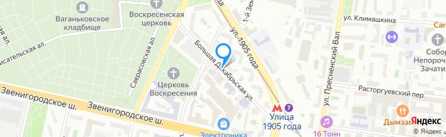 Большая Декабрьская улица
