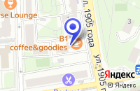 Схема проезда до компании ТПК ГИДРО-СЕРВИС в Москве