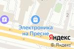 Схема проезда до компании Полка сокровищ в Москве