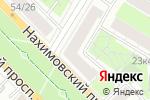 Схема проезда до компании Тех Фасад в Москве
