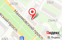 Схема проезда до компании Титан в Москве