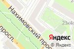 Схема проезда до компании Лексиком-консалт в Москве