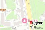 Схема проезда до компании Броdвей в Москве