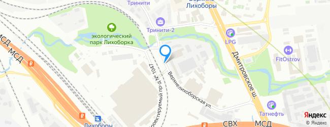 Верхнелихоборская улица
