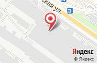 Схема проезда до компании Двери-Кредо в Подольске