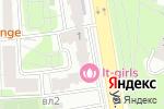 Схема проезда до компании Элит Ломбард в Москве