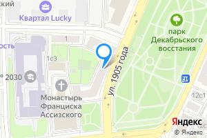 Снять комнату в однокомнатной квартире в Москве ул 1905 Года д 5