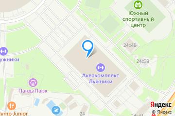 Афиша места Олимпийский комплекс «Лужники»