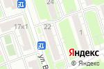 Схема проезда до компании Тройка-Продукт в Москве
