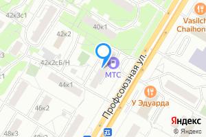 Снять трехкомнатную квартиру в Москве Профсоюзная ул., 42к1