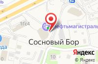 Схема проезда до компании ЛИДЕР в Долматово
