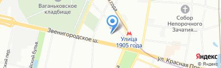Волшебный мир игрушек на карте Москвы