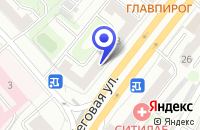 Схема проезда до компании АВТОСЕРВИСНОЕ ПРЕДПРИЯТИЕ СПЕЦАВТОХОЗЯЙСТВО в Москве