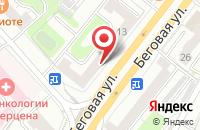 Схема проезда до компании Астериск в Москве
