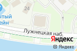 Схема проезда до компании Статус в Москве