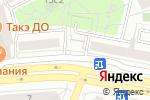 Схема проезда до компании Бёргер Стейк в Москве
