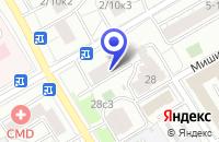 Схема проезда до компании ПРОИЗВОДСТВЕННО-КОММЕРЧЕСКОЕ ПРЕДПРИЯТИЕ ГРОСМАСТЕР в Москве