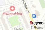 Схема проезда до компании Zeta-ТОН в Москве